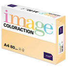 A4 Pale Beige Beach Image Coloraction Copy Paper: 500 Sheets image number 1