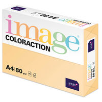 A4 Pale Beige Beach Image Coloraction Copy Paper: 500 Sheets