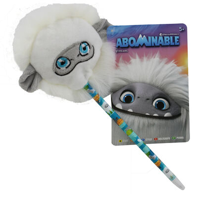 Abominable Plush Pen image number 1