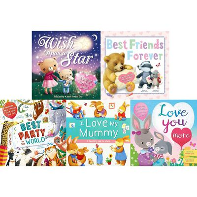 Best Friend Wishes - 10 Kids Picture Books Bundle image number 2