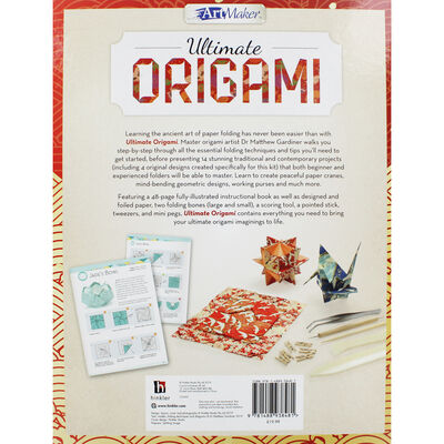 Ultimate Origami Box Set image number 4