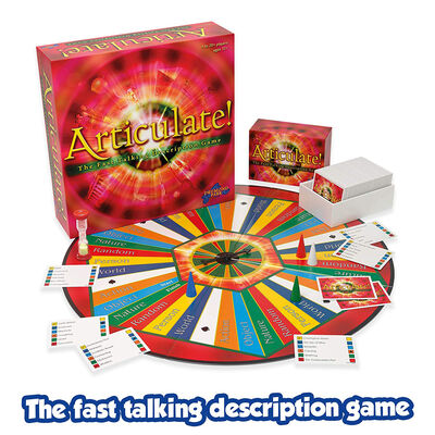 Articulate Board Game - The Fast Talking Description Game image number 2