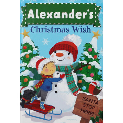 Alexander's Christmas Wish image number 1