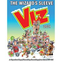 Viz Annual 2021: The Wizard's Sleeve