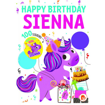 Happy Birthday Sienna image number 1