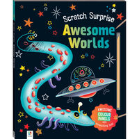 Scratch Surprise Awesome Worlds