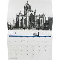 Edinburgh Memories A4 Calendar 2020