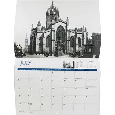 Edinburgh Memories A4 Calendar 2020 image number 2