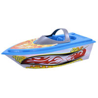 Plastic Boat Assorted