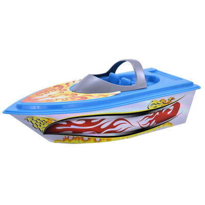 Plastic Boat Assorted image number 1