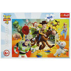 160pc Toy Story 4 Puzzle image number 2