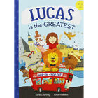 Lucas is the Greatest image number 1