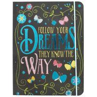 Follow Your Dreams Pocket Notebook