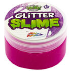 Neon Glitter Slime - Assorted image number 1