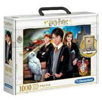Harry Potter 1000 Piece Briefcase Jigsaw Puzzle