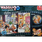 Wasgij Retro Mystery 4 Live Entertainment 1000 Piece Jigsaw Puzzle image number 2