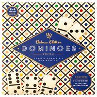 Deluxe Edition Dominoes Set