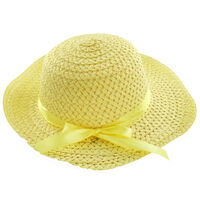 Yellow Easter Bonnet