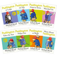 Paddington Bear: 8 Book Collection