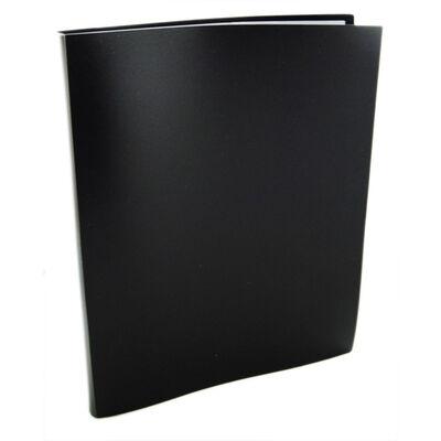 Black A4 Pocket Display Book - 30 Pockets image number 1