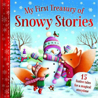 My First Treasury of Snowy Stories image number 1