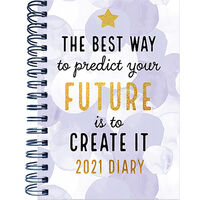 A5 Future 2021 Day a Page Diary