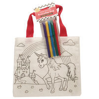 Colour Your Own Bag Assorted