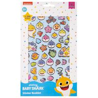 Baby Shark Sticker Booklet