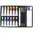 Crawford And Black Acrylic Paint Set - 20 Pieces image number 2
