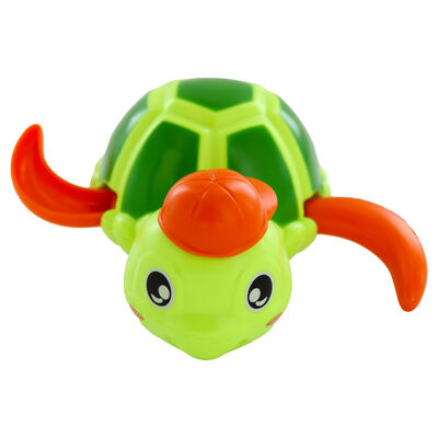 Wind-Up Turtle Toy - Assorted image number 2