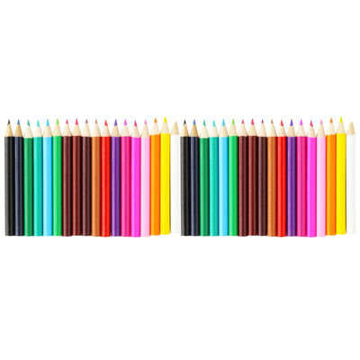 Mini Colour Pencils - Pack Of 36 image number 2