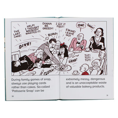 The Broons Guide Tae Etiquette and Good Manners image number 2