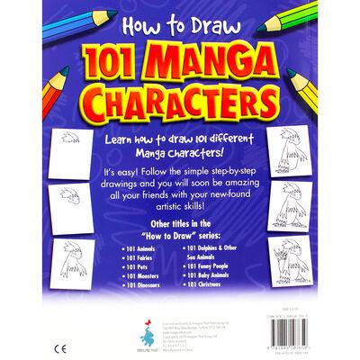 How to Draw 101 Manga image number 3