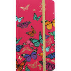 Pink Butterfly 2020 Slim Week to View Pocket Diary image number 1