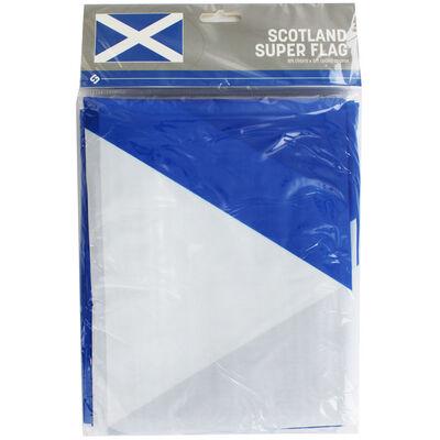 Scotland Super Flag - 8x5ft image number 1
