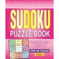 Sudoku Puzzle Book 3