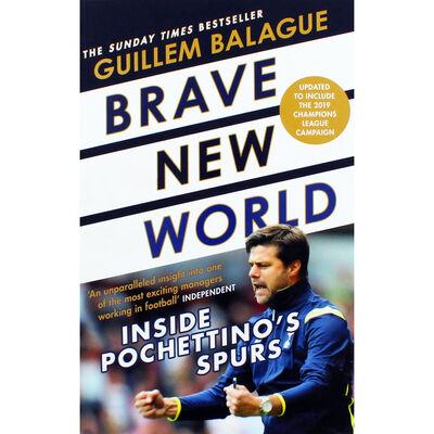 Brave New World: Inside Pochettino's Spurs image number 1