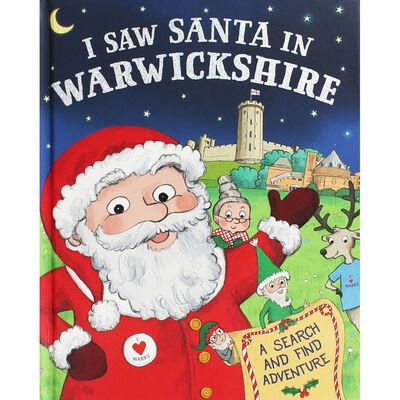 I Saw Santa in Warwickshire image number 1