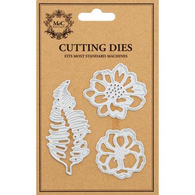 Leaf And Floral Cutting Die image number 1