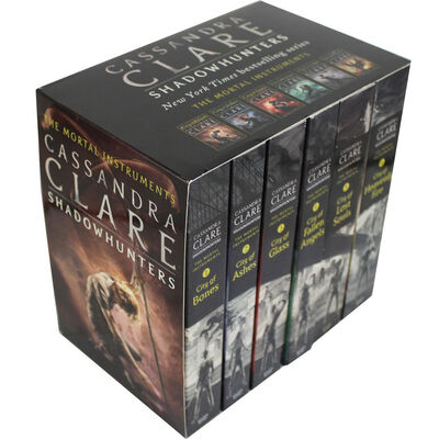 The Mortal Instruments: 6 Book Collection image number 1
