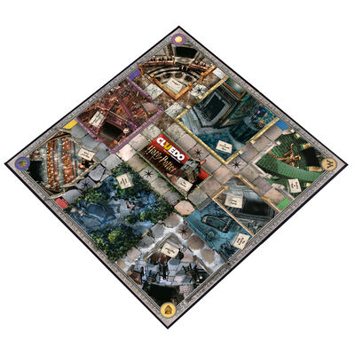 Harry Potter Cluedo Board Game image number 3