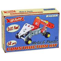 Mini Vehicle Construction Kit: Assorted