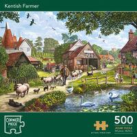 Kentish Farmer 500 Piece Jigsaw Puzzle