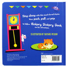 Hickory Dickory Dock: Push, Pull and Pop Book image number 4
