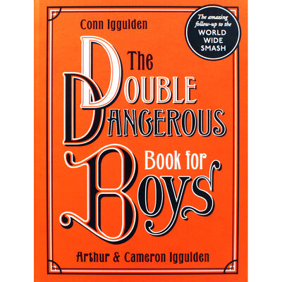 The Double Dangerous Book For Boys image number 1