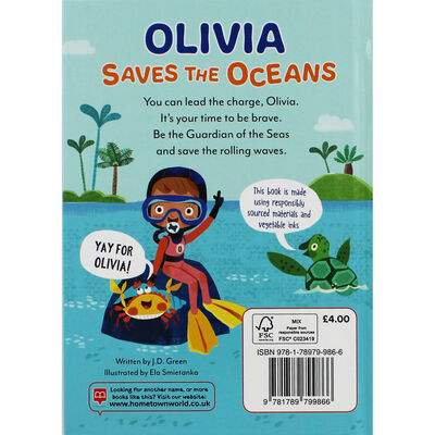 Olivia Saves The Oceans image number 2