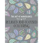 The Art of Mindfulness: Relaxed and Focused Colouring image number 1