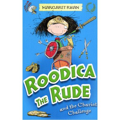 Roodica The Rude And The Chariot Challenge image number 1