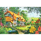 The Thatchers Cottage 1500 Piece Jigsaw Puzzle image number 3