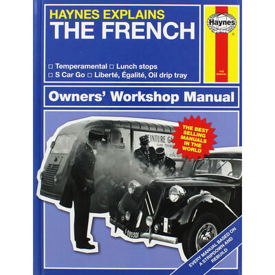 Haynes Explains The French image number 1